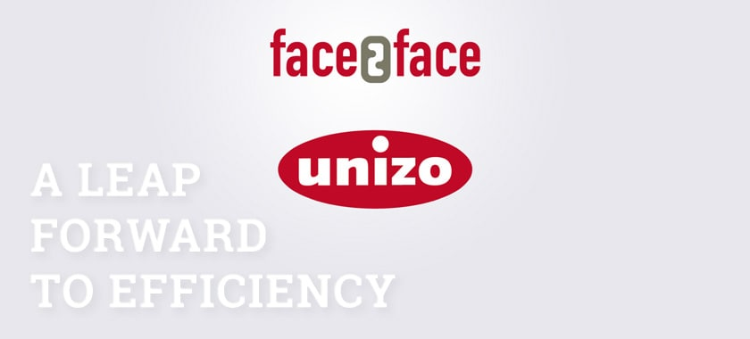 Unizo, a leap forward to efficiency